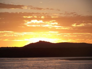 Noosa Crest Wedding sunset cruise